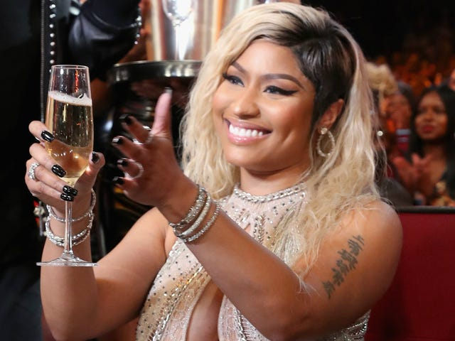 Baby > Beef: Nicki Minaj Makes Nice With a Gorgeous Gift Basket for Cardi and Kulture [Updated: Or, Maybe Not]