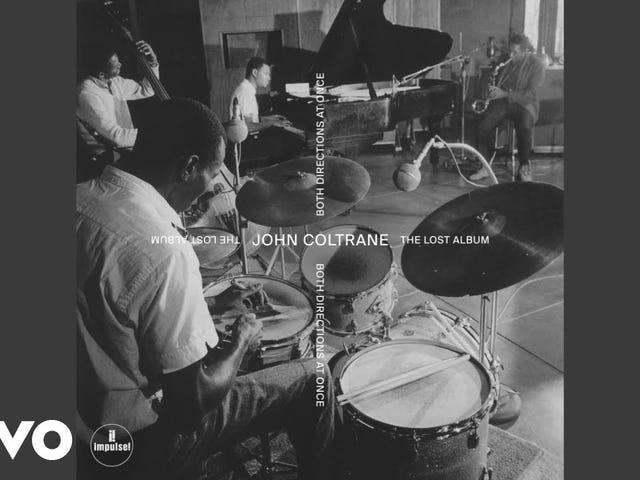 Parça: Vilia (3 al) |  Sanatçı: John Coltrane |  Albüm: Aynı Anda Her İki Yönde: Kayıp Albüm