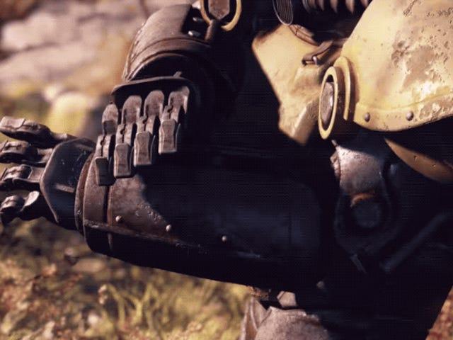 <i>Fallout 76</i> espanja ja online -versio que se puede jugar solo o con amigos