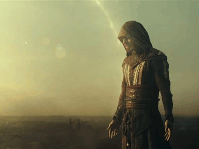 <i>Assassin's Creed</i> no es CGI <i>Assassin's Creed</i>地図を表示できません。 アッシー・ロド