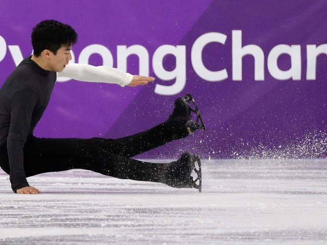 Nathan Chen Has Four Very Long Years Ahead Of Him
