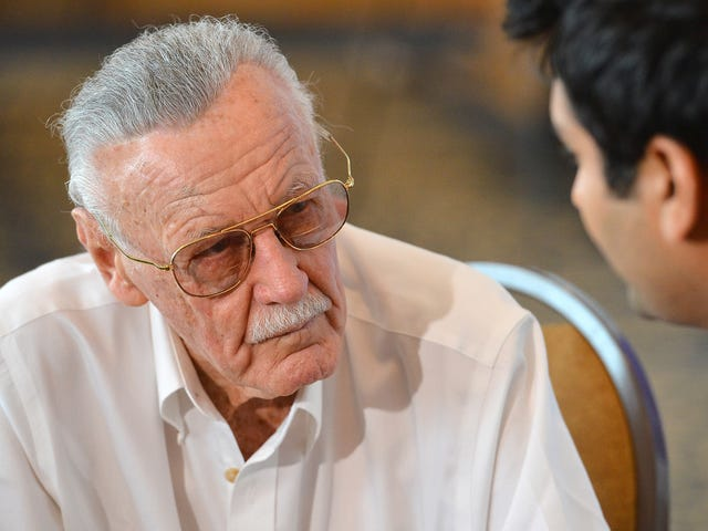 Stan Lee Sues Company He Co-Founded for $1 Billion for Stealing His Identity