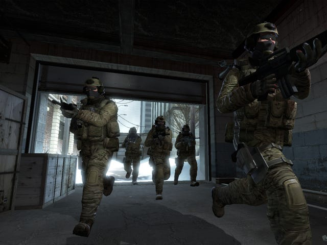 A Hacker Is Allegedly Flooding Counter-Strike Lobbies With Bots