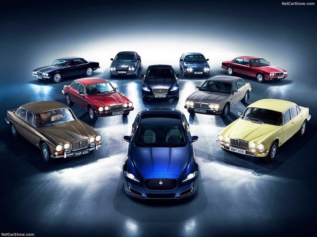 The Jaguar XJ is 50, so Let's Look Back at its Life