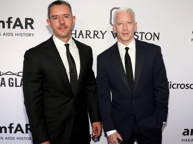 Anderson Cooper Reveals He and Longtime Boyfriend Benjamin Maisani Broke Up 'Some Time Ago'
