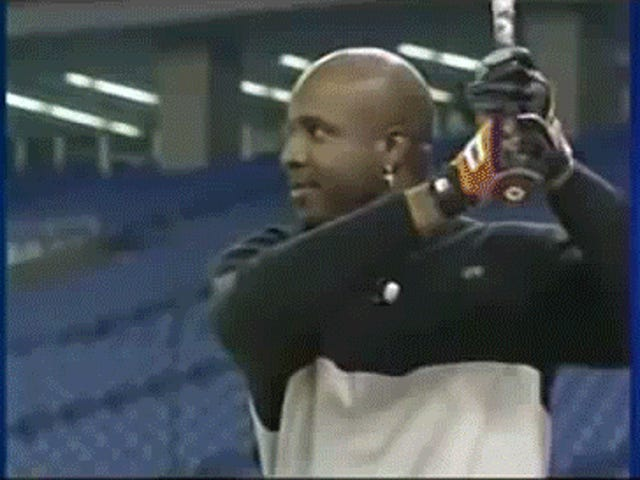 Watch This Weird Old Japanese Home Run Derby Featuring Barry Bonds, Jason Giambi, And Bernie Williams