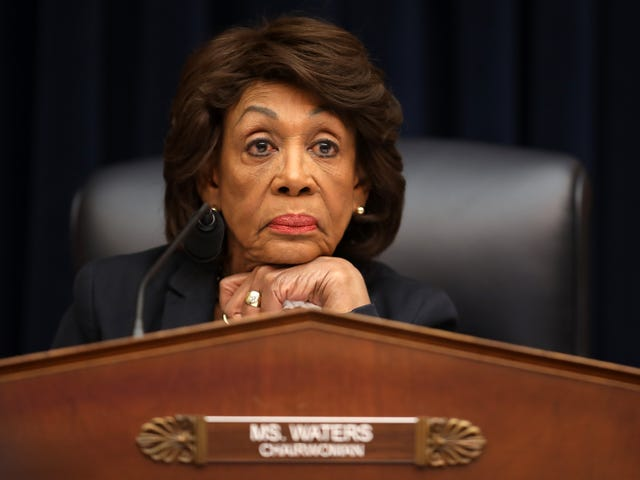 Resist! Maxine Waters Stayed True to Her Purpose of Impeaching the Orange Menace