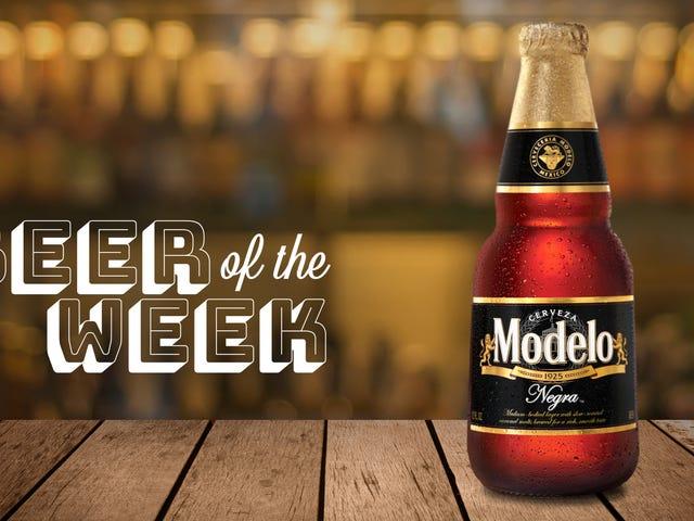 今週のビール:モデロネグラシーズン