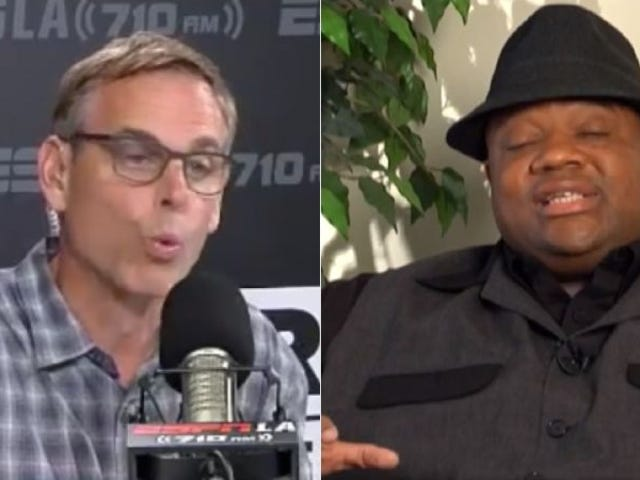 Colin Cowherds og Jason Whitlock&#39;s <i>All Takes Matter</i> kommer til å bli en forbanna time lang