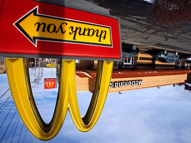 Wassive Corporation WcDonald's Tewporarily Changes Its Nawe