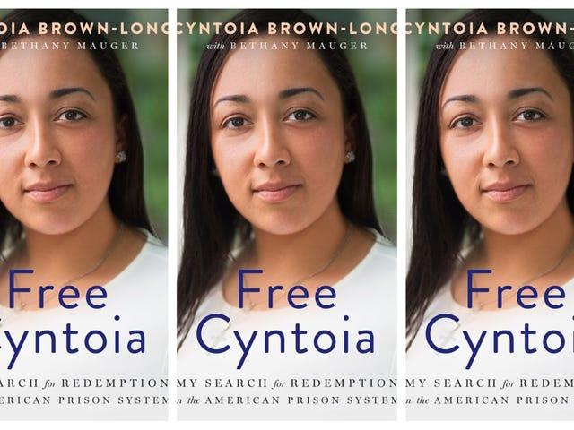 Cyntoia Brown Releases Debut Book Cover, Says She's 'Loving Every Single Thing' About Her Freedom