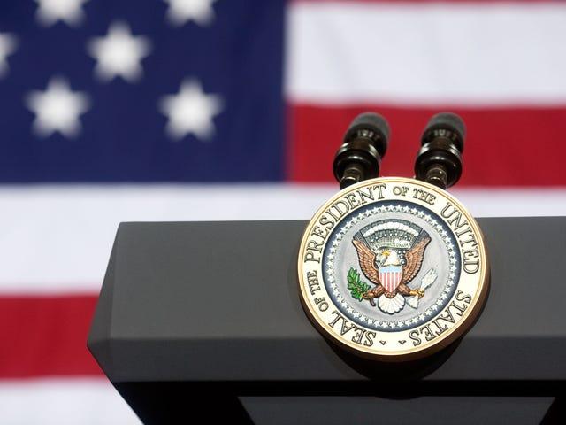 Ecco il tuo live streaming del cast di <i>Hamilton</i> alla Casa Bianca