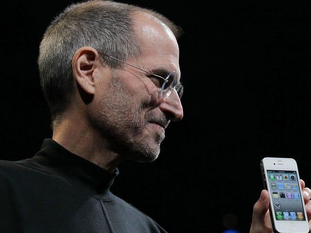 Steve JobsのHarassは、変わった、息をのむような電話でCEOを発見しましたか?