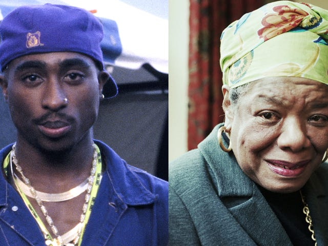 Canada's Ex-Poet Laureate Stole From Tupac and Maya Angelou in the Greatest Cultural Appropriation of All Time