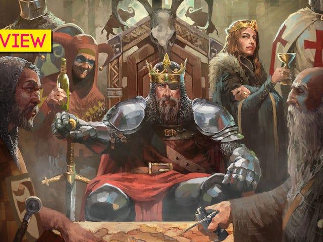 Crusader Kings: The Kotaku Review