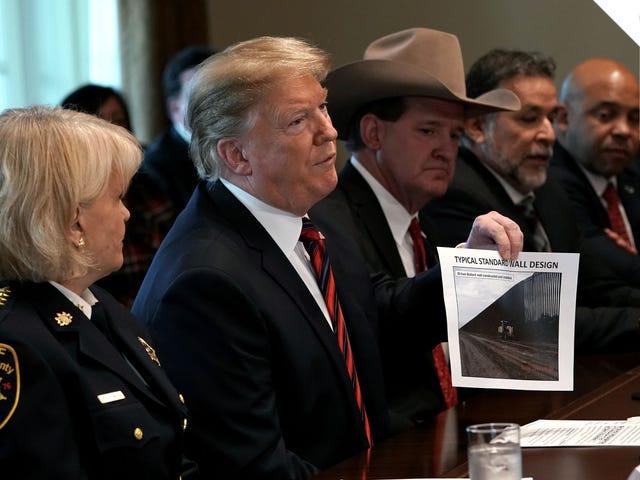 Il presidente si immagina un architetto muratore