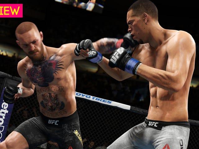 EA UFC 3: The Kotaku Review