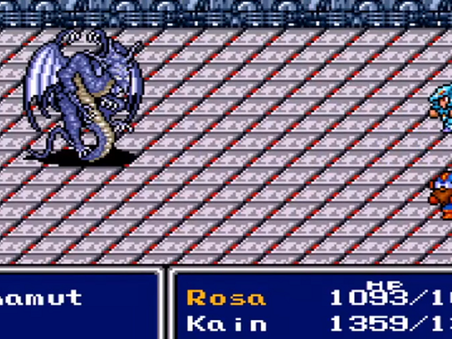 Final Fantasy IV Randomizer Mod Turns The Game Into An Open-World RPG
