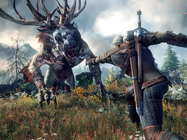 The Witcher 3: Wild Hunt For PS4 Is a Must-Own at $12