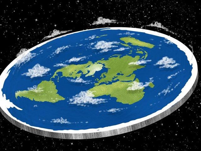 Cosa accadrebbe se la Terra fosse piatta per un solo giorno (suggerimento: vorrei che fossimo già su Marte)