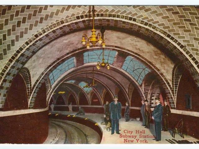 Subway vintage