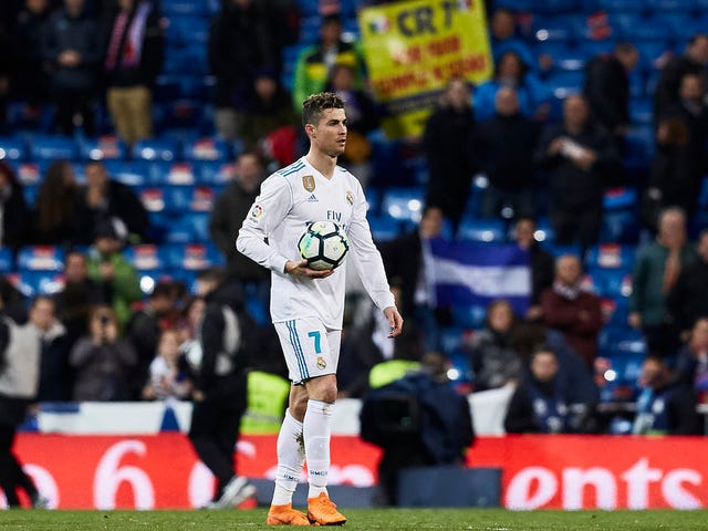 Nothing Can Stop Ronaldo From Realizing His Dream Of Scoring Loads Of Goals