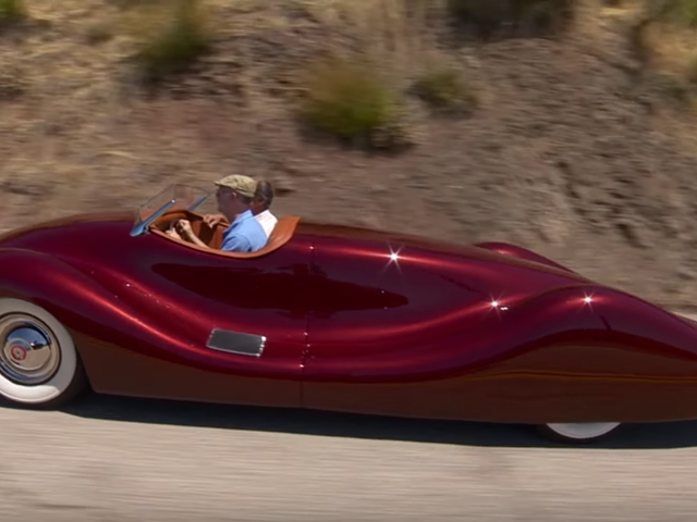 The Norman Timbs Special is the Most Beautiful German-Style Car to Come Out of America