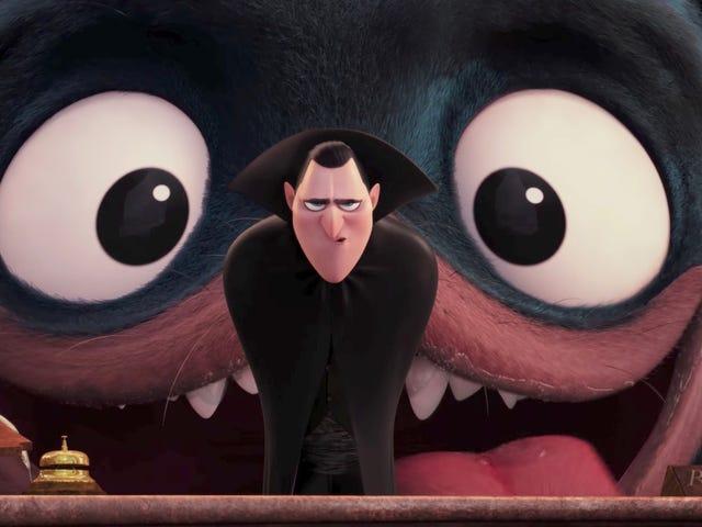 Di <i>Hotel Transylvania 3</i> , Monsters Pergi Berlibur, Karena Kursus Yang Mereka Lakukan