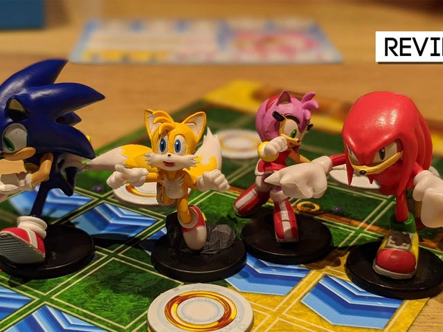 Sonic The Hedgehog: Battle Racers: The Kotaku Review