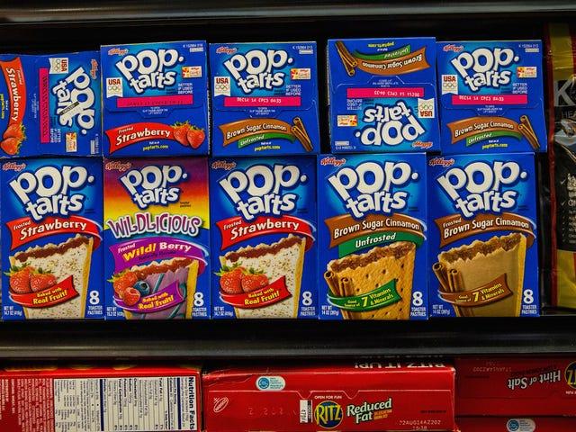 Pop-Tarts Saveurs, Classé