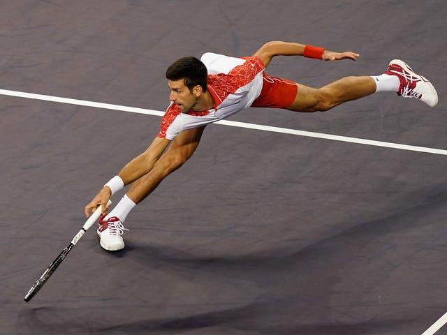 Novak Djokovic Is On A Blistering Tear