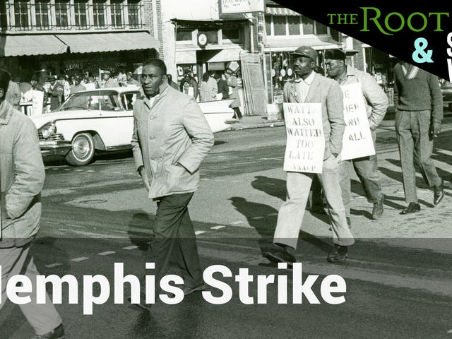 Watch: Sick and Tired of Being Sick and Tired: Memphis Sanitation Workers Go on Strike