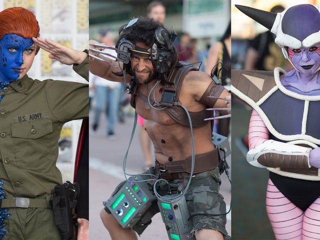 Some Of The Best Cosplay From The 2018 San Diego Comic-Con
