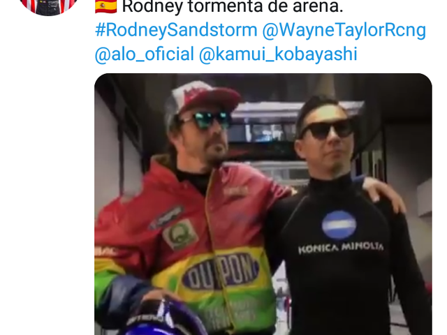 Fernando and Kobayashi-san learning how to shitpost from the man himself