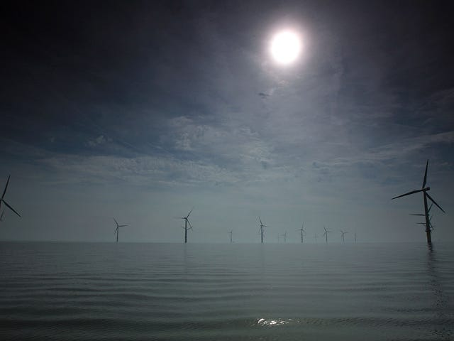 Le vent de terre a un problème imminent de métaux rares