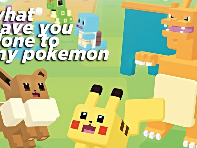 Pokemon Quest is addictive yet so shallow