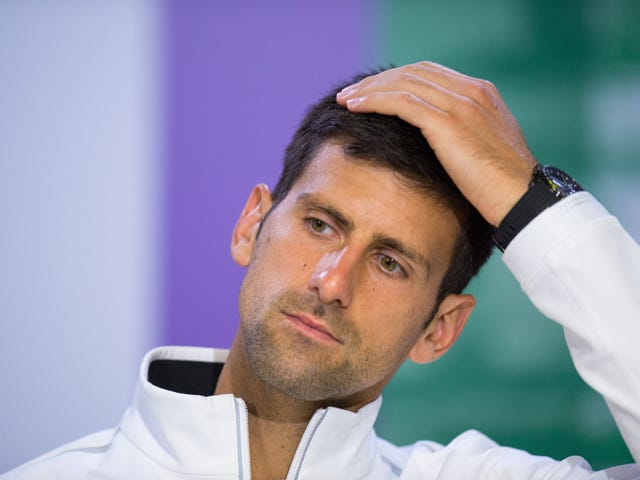 Novak Djokovic Will Sit Out The Rest Of The 2017 Season