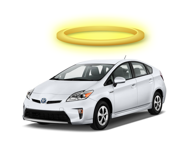 Prius Driver Refuses to Pull Over for Cop Because She Drives A Prius