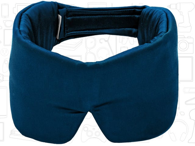 Sleep Master: A Sleep Mask You'll Look Forward To Wearing