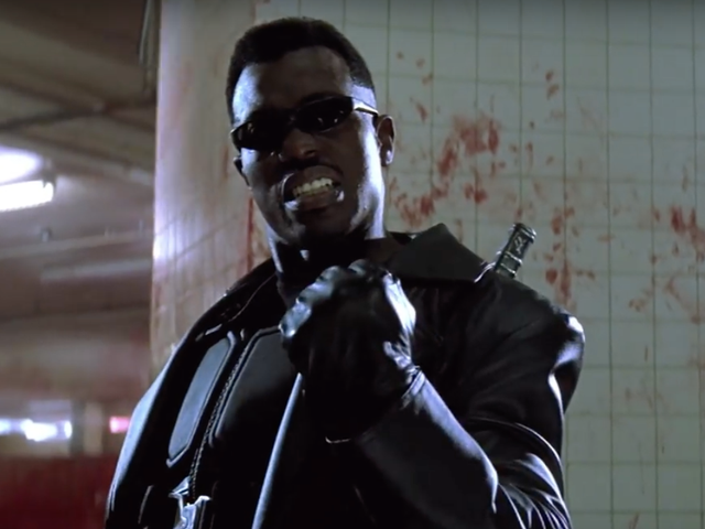 Wesley Snipes Has a Good Idea Why More People Don't Remember How Important Blade Was