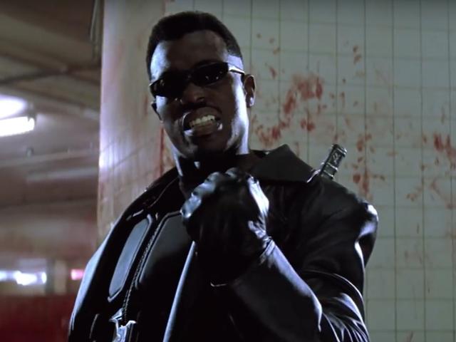 Wesley Snipes har en god ide Hvorfor flere mennesker ikke husker hvor viktig <i>Blade</i> var