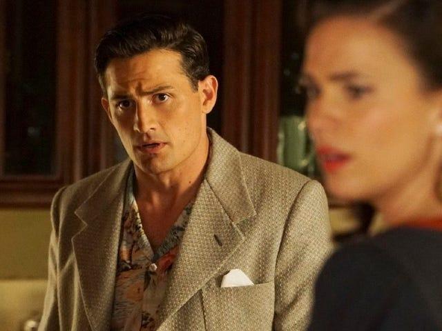 Ένας πράκτορας Carter Character (Who Is Not Peggy) θα φιλοξενήσει τους Marvel's Agents of SHIELD