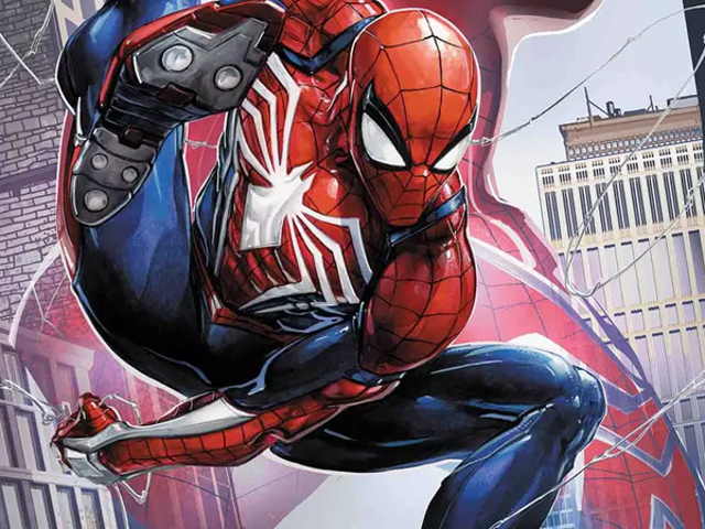 The New Video Game Spider-Man Is Heading to Marvel Comics' Spidergeddon Event