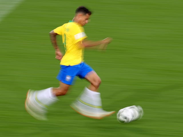 Philippe Coutinho Might Fuck Around And Win The World Cup For Brazil
