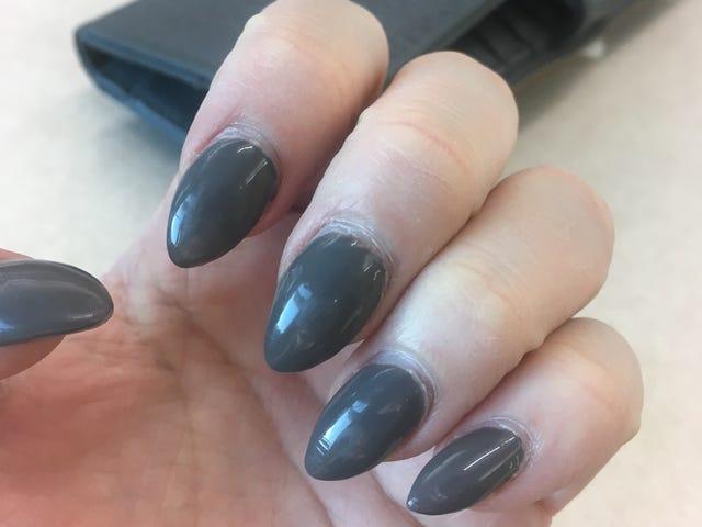 Mid-week nail talk