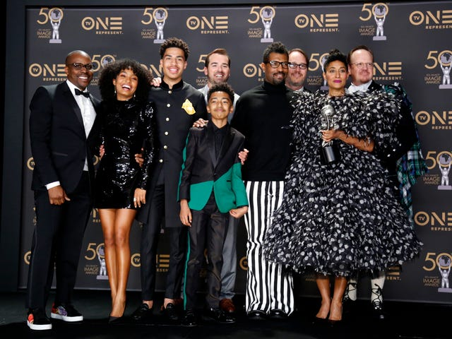 ABC Can't Get Enough Black-ish, Renewing Hit Show and Adding Spinoff, Mixed-ish