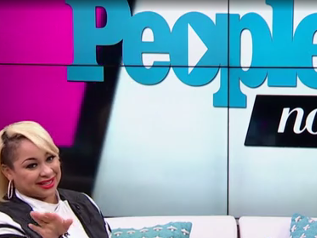 Raven-Symoné Speaks Out on Cosby Allegations and Surprises Us All ... Also, She's Still 'Dating Girls'