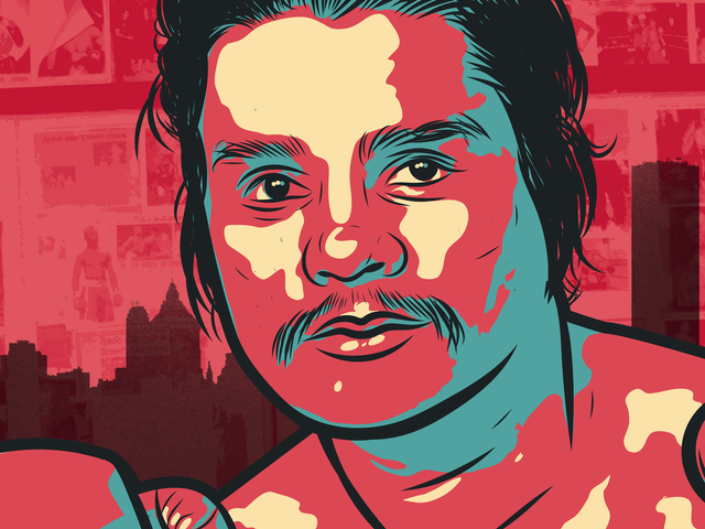 Before He Surrendered, Roberto Duran Was Looking To Harm