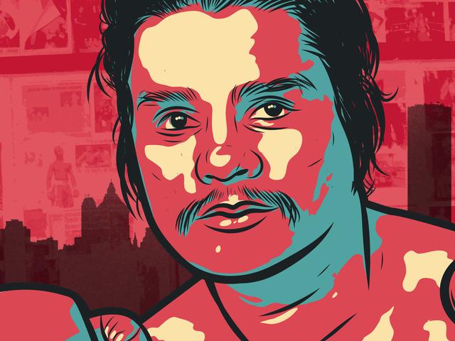 Before He Surrendered, Roberto Duran Was Looking To Harm