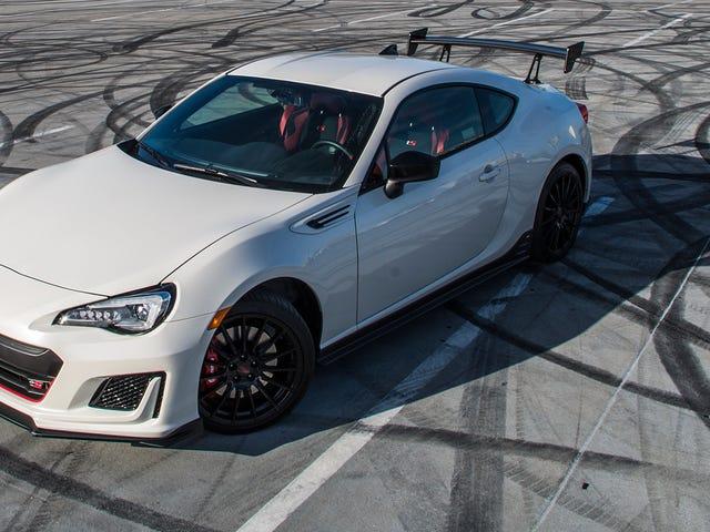 La próxima generación Subaru BRZ y Toyota 86 pueden finalmente, en realidad, obtener al menos un poco más de potencia, gracias a Dios: informe
